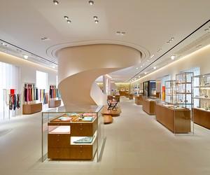 Hermès Maison in Shanghai by RDAI