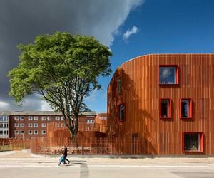 Forfatterhuset Kindergarten by COBE, Copenhagen