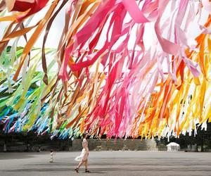 100 colors in Shinjuku Central Park