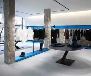 Tokujin Yoshida designs Issey Miyake London Store