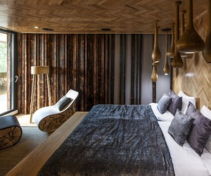 Butik Design Rooms hotel by Singer Design Studio