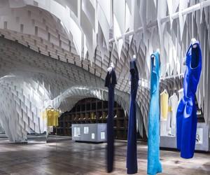 SND Chongqing Store by 3Gatti Architecture Studio