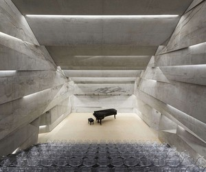 Blaibach Concert Hall by Peter Haimerl Architektur