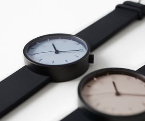 "Draftsman 02. ""Stencil"" wristwatch by Nendo"