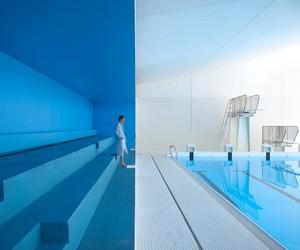 Refurbishment of Paris Swimming Pool