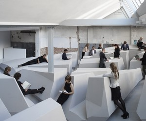 The End of Sitting by RAAAF + Barbara Visser