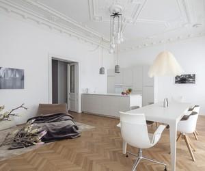 Apartment H+M in Wien by destilat