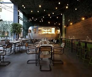 48 Urban Garden restaurant Athens