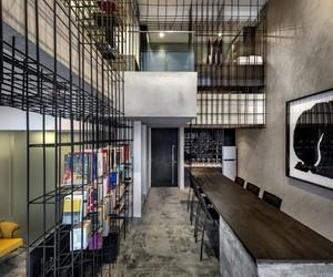 Soon Tai Ho's Loft Apartment in Singapore