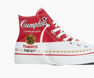 Andy Warhol x Converse All Star Spring 2015
