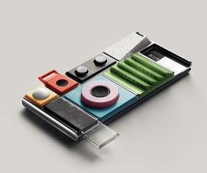 Lapka's Helthcare Accessories for Project Ara