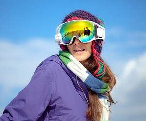 RideOn Augmented Reality Ski Googles