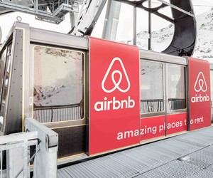 Airbnb turns a Cable Car into a Luxury Bedroom
