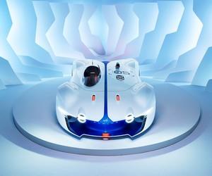 Renault's Alpine Vision Gran Turismo