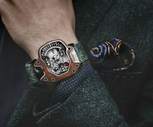 Urwerk UR-110 EASTWOOD wristwatch