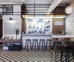 NUDE Coffee & Wine Bar by FORM bureau, Moscow