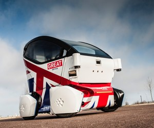 LUTZ Pathfinder, UK's First Driverless Vehicle