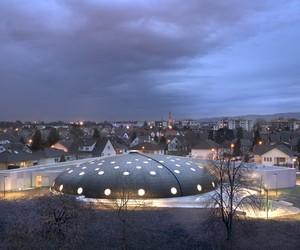Urbane Kultur Refurbishes Tournesol Swimming Pool