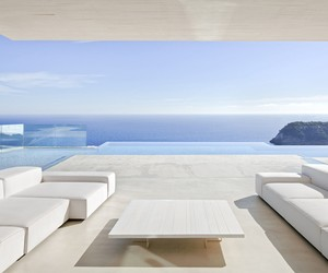 Sardinia House by Ramón Esteve Estudio, Spain