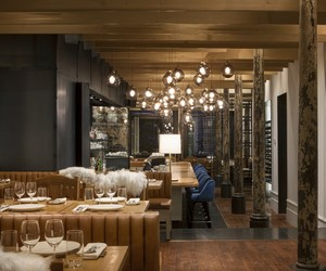 Ikanos Restaurant Montréal by Blazes Gérard