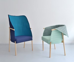 Reeves Chair by Muka Design Lab