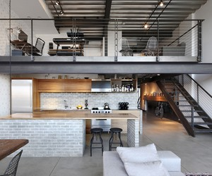 Capital Hill Loft by SHED Architecture & Design