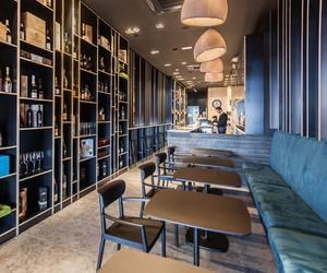 Rocksalt Bistro & Winebar Malta by Studio Daaa Hau