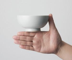 Keita Suzuki designs the Perfect Rice Bowl
