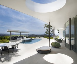 A Refurbished 60s House in Beverly Hills