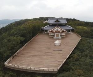 Tokujin Yoshioka KOU-AN Glass Tea House