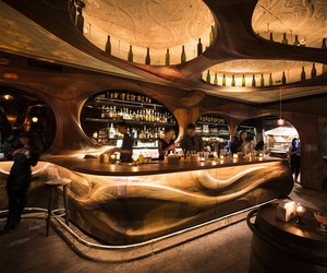 Bar Raval in Toronto by Partisans