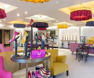 Manolo Blahnik Boutique at Harrods Shoe Heaven