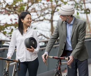 Closca Fuga Foldable Helmets for Cyclists