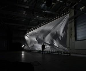 Zimoun's Installation at STRP Biennial 2015
