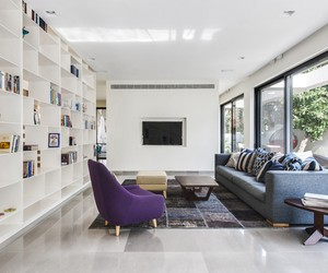D-house in Tel Aviv by Paz Gersh Architects