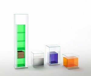BOXINBOX by Philippe Starck for Glas Italia