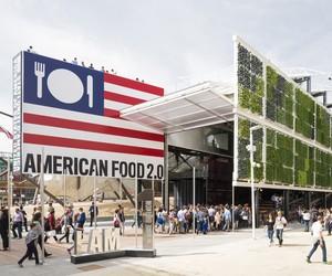 USA Pavilion for Expo Milano 2015