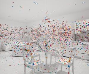 Yayoi Kusama's Give Me Love Exhibit in New York
