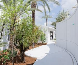Bahrain Pavilion fro Expo Milano 2015
