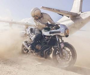 Yamaha MT-07 'Faster Sons' by Shinya Kimura