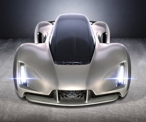 World's First 3D-Printed Supercar