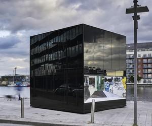 Declan Scullion's 5CUBE Pavilion