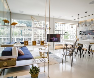 Weisel Apartment by Dori Redlich, Tel Aviv