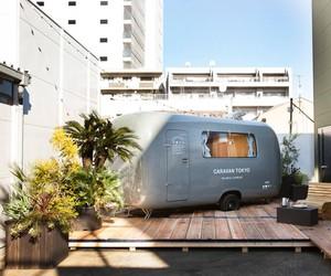 Airbnb's Caravan Tokyo