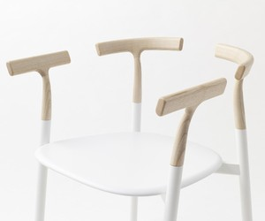 Twig Chair by nendo for Alias