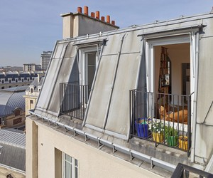 Arsenal Flat by h20 architectes, Paris