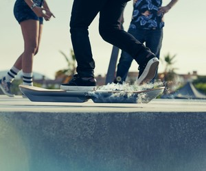 Lexus Officially Unveils Its Hoverboard