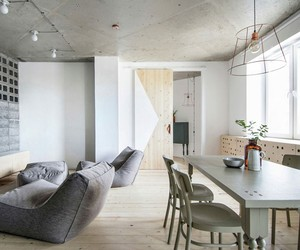 Interior AK by INT2architecture, St.Petesburg