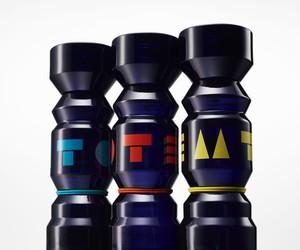 Nendo x KENZO Totem Fragrance Bottle & Logo
