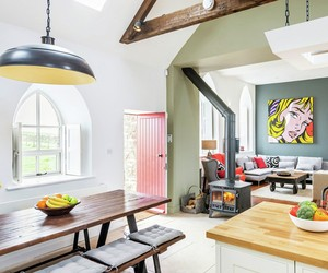 Evolution Design Turns Chapel into Holiday Home
